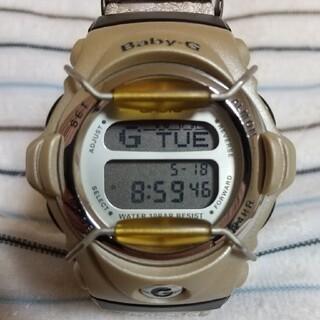 ベビージー(Baby-G)の専用値下げ男女兼用 新品電池交換済み 割と美品 カシオBaby-G BG-400(腕時計)