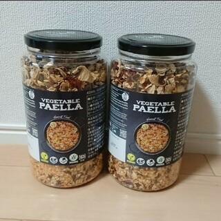 お湯と塩で作れる!トレビハーノ 【ベジタブルパエリア】900g×2(米/穀物)
