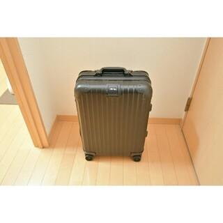 リモワ(RIMOWA)のRIMOWA トパーズ ステルスブラック(トラベルバッグ/スーツケース)