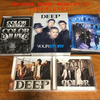 Color - COLOR、DEEP DVD&CD