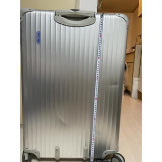 リモワ(RIMOWA)のリモワ silver(トラベルバッグ/スーツケース)