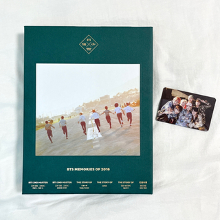 ボウダンショウネンダン(防弾少年団(BTS))の2016 MEMORIES (K-POP/アジア)