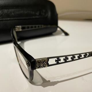 クロムハーツ 眼鏡 度付き 要レンズ交換
