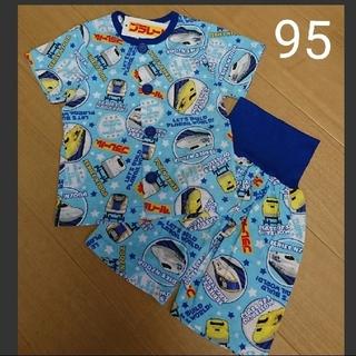 Takara Tomy - 男の子 パジャマ プラレール パジャマ