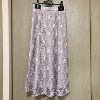 PROPORTION BODY DRESSING - PROPORTION BODY DRESSING  チェックレーススカート