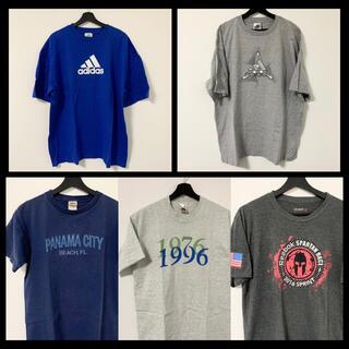 adidas - 【USA製有】USA古着 ブランドメンズ半袖Tシャツ 10枚まとめ売り 卸売