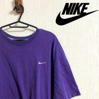 ナイキ(NIKE)のレアカラー NIKE ナイキ ワンポイント刺繍Tシャツ(Tシャツ/カットソー(半袖/袖なし))