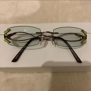 ダミアーニ(Damiani)のmauboussin モーブッサン デザイングラス アイウェア 眼鏡 新品未使用(サングラス/メガネ)