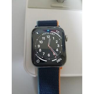 Apple Watch - Apple Watch series6 ステンレス44mm