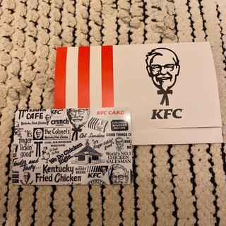 【未使用残高 ¥5,000】ケンタッキー KFCカード プリペイドカード
