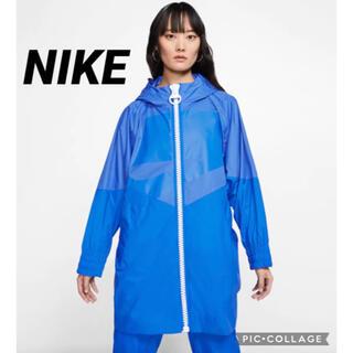 ナイキ(NIKE)のNIKE 男女兼用ウィンドランナーオーバーサイズジャケットジャケット(ナイロンジャケット)