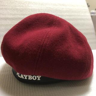 プレイボーイ(PLAYBOY)のプレイボーイ ベレー帽(キャップ)