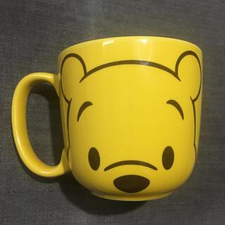 ディズニー(Disney)の【新品未使用】プーさんのマグカップ (グラス/カップ)
