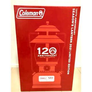 コールマン(Coleman)のコールマン 120th アニバーサリー シーズンズ ランタン 2021(ライト/ランタン)
