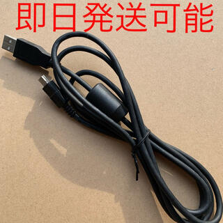 プレイステーション3(PlayStation3)のSONY純正  USB-minibケーブル  送料無料(家庭用ゲーム機本体)