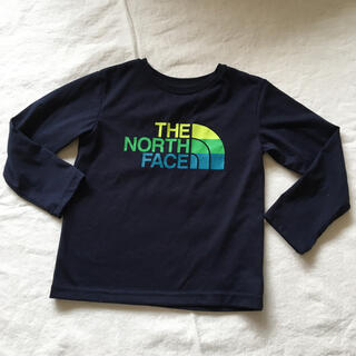 THE NORTH FACE - 120 THE NORTH FACE 長袖Tシャツ ノースフェイス