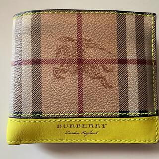 バーバリー(BURBERRY)のBURBERRY 財布 バーバリー 正規品(折り財布)