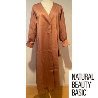 ナチュラルビューティーベーシック(NATURAL BEAUTY BASIC)のnatural beauty basic 春コート(スプリングコート)