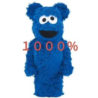 メディコムトイ(MEDICOM TOY)のBE@RBRICK COOKIE MONSTER Costume 1000%(その他)