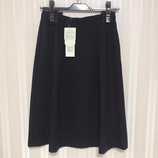ナチュラルビューティーベーシック(NATURAL BEAUTY BASIC)のナチュラルビューティーベーシック 洗える スカート(ひざ丈スカート)