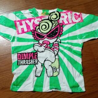 ヒステリックミニ(HYSTERIC MINI)のキッズTシャツ(Tシャツ/カットソー)