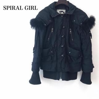 スパイラルガール(SPIRAL GIRL)のSPIRAL GIRL モッズコート(モッズコート)