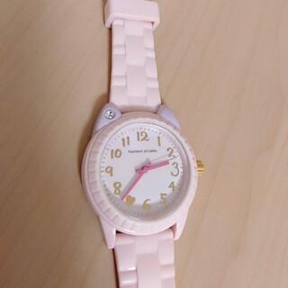 TSUMORI CHISATO - 【未使用値下げ】レア★ツモリチサト猫ネコ腕時計