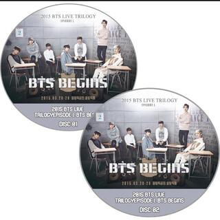 防弾少年団(BTS) - BTS begins2015 2枚組💕バンタン💓💞2枚組💓💞