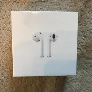 Apple - 新品未開封 Apple AirPods2 第2世代