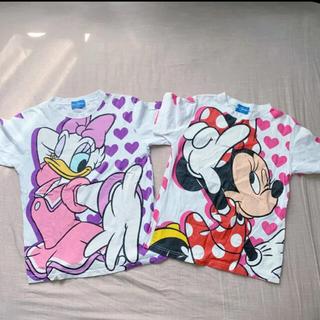 ディズニー(Disney)のディズニー Tシャツ 2枚セット 140  150(Tシャツ/カットソー)