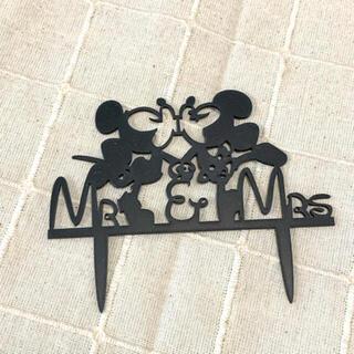 ディズニー(Disney)のミキミニ♡ケーキトッパー(その他)