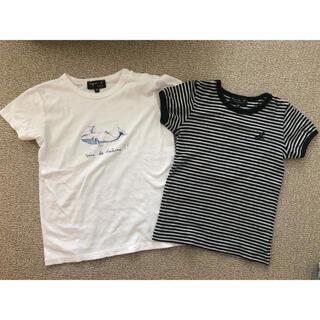 agnes b. - アニエスベー アンファン Tシャツ 10aサイズ