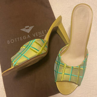 Bottega Veneta - ボッテガヴェネタ BOTTEGA VENETA サンダル  ミュール