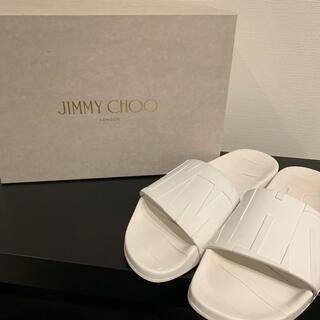 ジミーチュウ(JIMMY CHOO)のJIMMY CHOO サンダル サイズ39(サンダル)