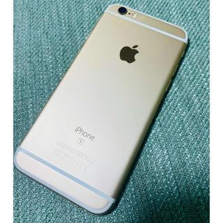 アップル(Apple)のiphone6s ゴールド 64GB(スマートフォン本体)