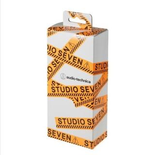 audio-technica - STUDIO SEVEN スタジオセブン ワイヤレスイヤホン