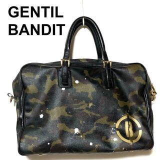 GENTIL BANTID ジャンティバンティ ブリーフケース/角スレ(ビジネスバッグ)