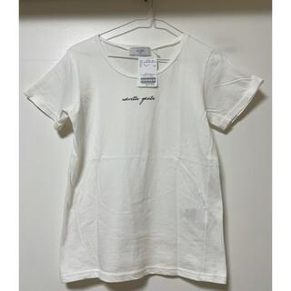 イエナスローブ(IENA SLOBE)の新品タグ付 スローブイエナ Tシャツ(Tシャツ(半袖/袖なし))
