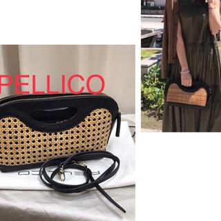 PELLICO - ❤︎美品❤︎PELLICO ペリーコ 2wayショルダー/クラッチ