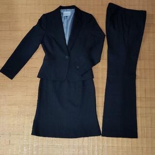 シマムラ(しまむら)の[美品]スーツ3点セット(スーツ)