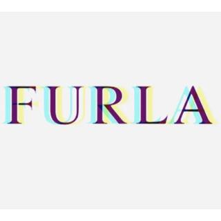 フルラ(Furla)のFURLA リボン麦わら帽子(麦わら帽子/ストローハット)