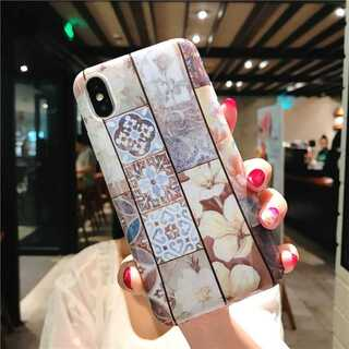 大理石 iPhoneXS / iPhoneX ソフトケース TPUケース(iPhoneケース)
