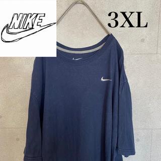 ナイキ(NIKE)のNIKE 刺繍ロゴTシャツ(Tシャツ/カットソー(半袖/袖なし))
