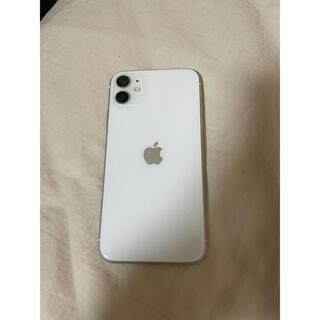 Apple - iphone11 ホワイト WHITE 64GB