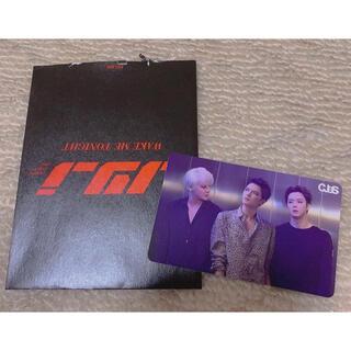 ジェイワイジェイ(JYJ)のjyj wake me tonight コネクティングカード(K-POP/アジア)