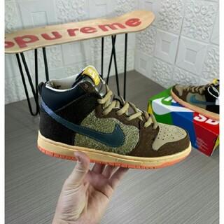 """ナイキ(NIKE)の[ナイキ]Nike SB Dunk Low """"Three Bear Pack""""(スニーカー)"""