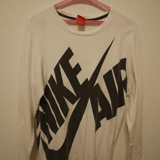 ナイキ(NIKE)のナイキ ビッグロゴ ロンT(Tシャツ/カットソー(七分/長袖))