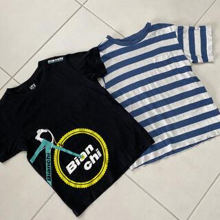 UNIQLO - UNIQLO ユニクロ キッズ Tシャツ セット