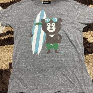 ビームス tシャツ ワンダーベア Mサイズ