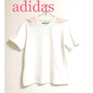 アディダス(adidas)のアディダス フィットネス&ヨガ カットソー(ヨガ)